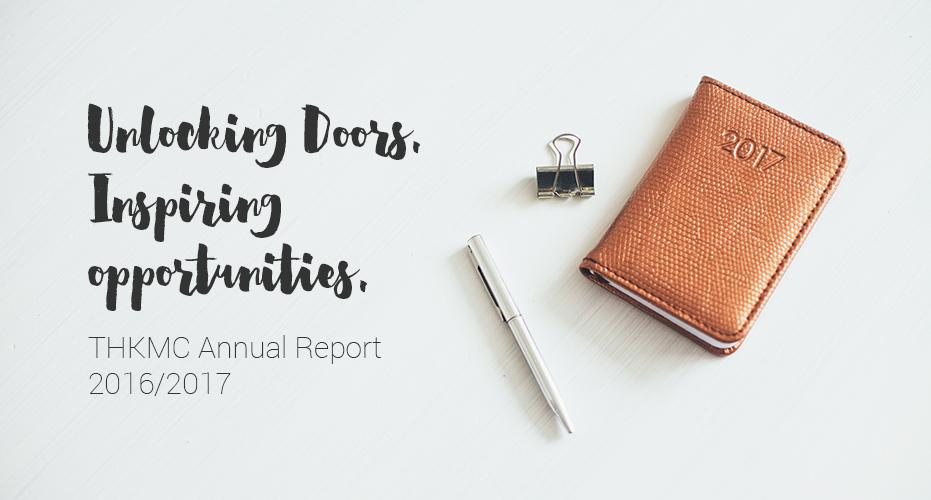 THKMC annual report digital